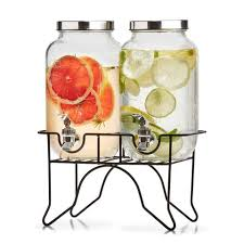 dual drink dispenser