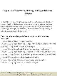 Obama Resume Resume Examples For Information Technology Examples Of Resumes 67