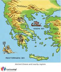 mrs walton s blog it s all greek to me chapter ancient map ancient
