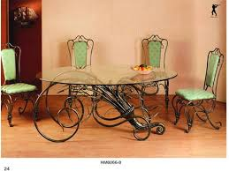 iron rod furniture. table iron tables wrought dining room furniture homedisgin with chairs beautiful rod o