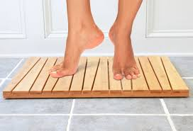 to purchase new bamboo bath mat