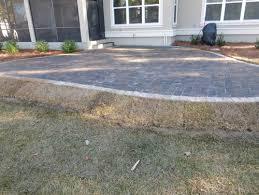 raised paver patio. Delighful Patio For Raised Paver Patio