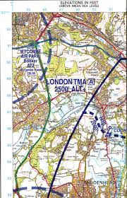 Caa England South Chart Charts United Kingdom Pooleys Flying And Navigational