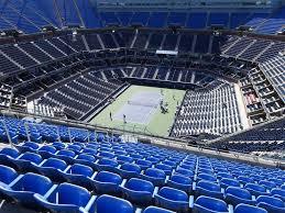 Arthur Ashe Stadium View From Promenade 323 Vivid Seats