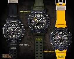 tactical watches buying guide tougest gshock mudmaster