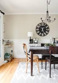 modern farmhouse dining room light