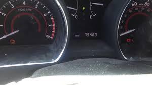 Reset Oil Change Light 2012 Highlander 2013 Toyota Highlander Reset Oil Light Youtube