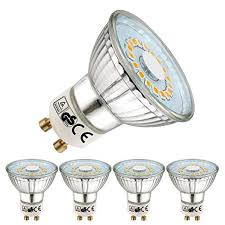 Lamps, Lighting & Ceiling Fans <b>LED Glass</b> Illuminant <b>Mr16 5w</b> Cob ...
