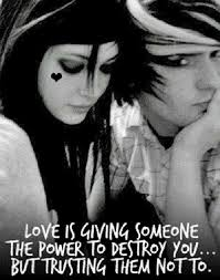 Emo Love Quotes Classy Emo Quotes And Sayings About Love On QuotesTopics