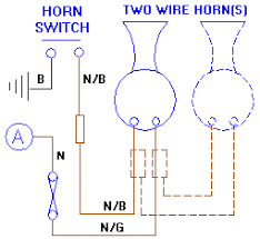 auto wiring a horn on wiring diagram installing aftermarket horns wiring a voltmeter auto wiring a horn