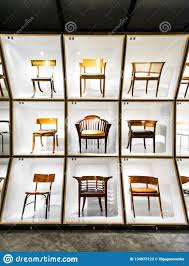 Permanent Design Permanent Exhibition Danish Chair At Museum Of Art And