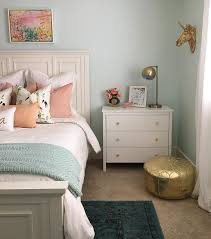 bedroom wall colors. Modren Colors WALL Color Is Embellished Blue By Sherwin Williams Mixed At 50 Pastel  Bedroom Girl And Bedroom Wall Colors A