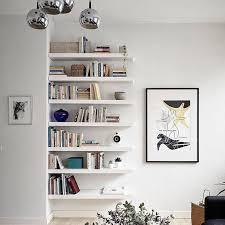 black or white furniture. 100x20x4cm Floating Shelves Black Or White Matt Furniture