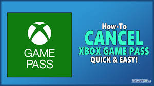 How To Cancel Xbox Game Pass - Full ...