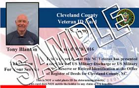 Cleveland County A Thank Vet