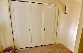 sliding closet door lock