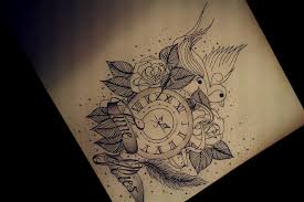 Time Tattoos Related Keywords & Suggestions - Time Tattoos Long ...