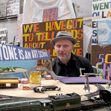 UK seaside towns will transform like Brooklyn says Bob and Roberta Smith