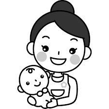 人形劇をする保育士のイラスト かわいい女性の無料イラストwoman