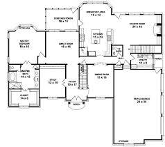 story bedroom house plans 3 1 floor addition four bedroom open floor plans 1