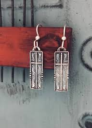 rockin out jewelry jolie sterling silver earrings