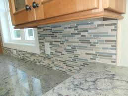 Installing A Glass Tile Backsplash Adorable Glass Mosaic Tile Kitchen Backsplash Evoluirclub