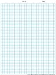 Graph Paper Full Page Grid Half Centimeter Squares 31x46 Boxes