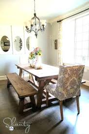 picnic dining table bench for the and room style wooden ta