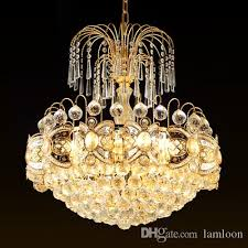 european american style crystal chandeliers lights led pendant lamps hotel luxury dinning room bedroom high end pendant chandelier lightings crystal