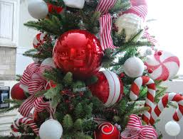 How To Decorate A Candy Cane Christmas Tree Home By Heidi Candy Cane Christmas Tree I Found Pretty Much 54