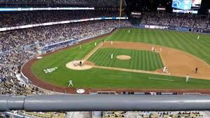Dodger Stadium Section 16rs Home Of Los Angeles Dodgers