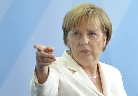 Merkel Rusiyaya qarşı sanksiyaların sərtləşdirilməsini istəyir