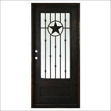 Iron Doors Front Doors The Home Depot - Iron exterior door