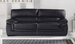 bachelli 3 seater leather sofa