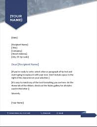 Business Letterhead Stationery Simple Design