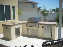 Stainless Steel Outdoor Kitchen Outdoor Kitchen Cabinets Stainless Steel Hennyskitchen