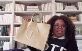 Oprah gives the Telfar bag her seal of ...