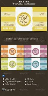 Microsoft Office Templates Tickets Custom Pin By Tremayne Crawford On Fish Fry Flyer Pinterest Templates