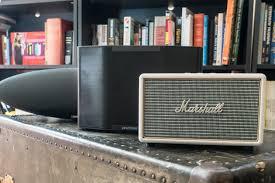 the best home bluetooth speaker peachtree audio deepblue2 best office speakers