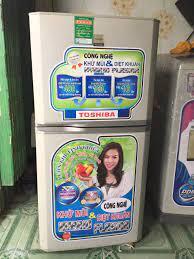 Tủ Lạnh Cũ TOSHIBA 120L Ngoại Hình Mới 96% – Điện Máy Minh Thành Phát