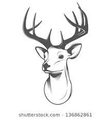 Royalty Free Deer Head Images Stock Photos Vectors Shutterstock