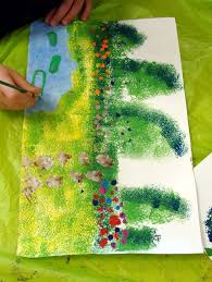 Small Picture Best 10 Garden painting ideas on Pinterest Illustrations Dream