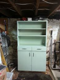 Old Metal Cabinets Easy Kitchen Cabinet Makeovers This Old House Green Cabinets With