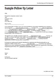 Folow Up Letter 8 Follow Up Marketing Letter Templates Pdf Free
