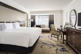 On Suite Bedroom Downtown Denver Hotel Rooms Suites The Ritz Carlton Denver
