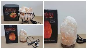 Lumiere Salt Lamp Delectable Overheating Switches Prompts Michaels To Recall 3232 Rock Salt