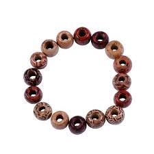 12pcs dreadlock bead wooden hair beads braiding big hole dreadlock bead ring s for braiding hair extension accessories