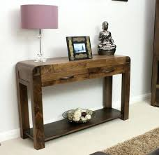 small hall table with drawers. Narrow Hall Table Furniture With Oak Console And Drawers Pics Entryway . Small T