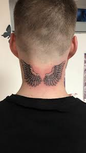 Tattoo Wings тату тату