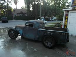 CHEVY RAT ROD TRUCK